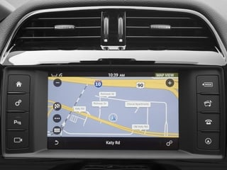 2017 Jaguar F-PACE Pictures F-PACE 35t Premium AWD photos navigation system
