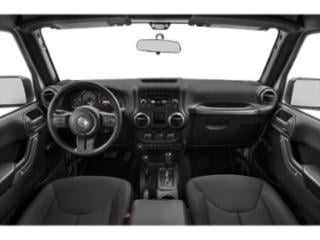 2017 Jeep Wrangler Pictures Wrangler Utility 2D Sahara 4WD V6 photos full dashboard