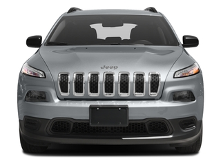 2017 Jeep Cherokee Pictures Cherokee Sport 4x4 photos front view