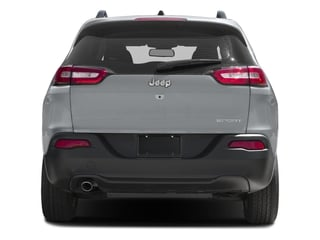 2017 Jeep Cherokee Pictures Cherokee Utility 4D Sport 2WD photos rear view