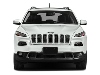 2017 Jeep Cherokee Pictures Cherokee Utility 4D Altitude 2WD photos front view
