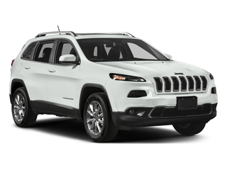 2017 Jeep Cherokee Pictures Cherokee Utility 4D Altitude 2WD photos side front view