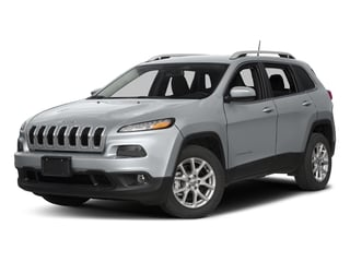 2017 Jeep Cherokee Pictures Cherokee Utility 4D Latitude 2WD photos side front view