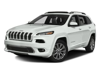 2017 Jeep Cherokee Pictures Cherokee Utility 4D Overland 4WD photos side front view