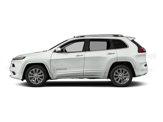 2017 Jeep Cherokee Pictures Cherokee Utility 4D Overland 2WD photos side view