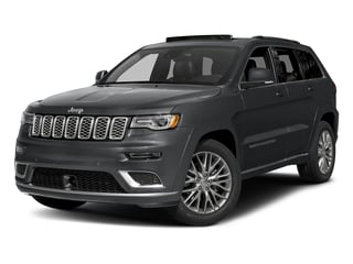 2017 Jeep Grand Cherokee Pictures Grand Cherokee Summit 4x2 photos side front view