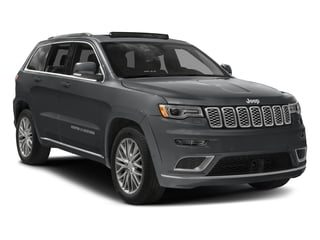 2017 Jeep Grand Cherokee Pictures Grand Cherokee Utility 4D Summit 2WD photos side front view