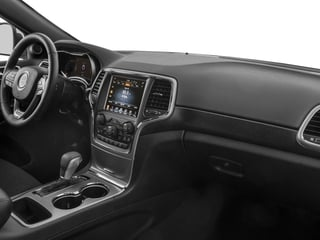 2017 Jeep Grand Cherokee Pictures Grand Cherokee Utility 4D Laredo 4WD photos passenger's dashboard