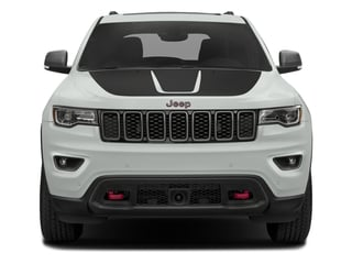 2017 Jeep Grand Cherokee Pictures Grand Cherokee Utility 4D Trailhawk 4WD photos front view