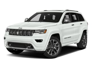 2017 Jeep Grand Cherokee Pictures Grand Cherokee Utility 4D Overland 2WD photos side front view