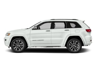 2017 Jeep Grand Cherokee Pictures Grand Cherokee Utility 4D Overland 2WD photos side view