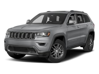 2017 Jeep Grand Cherokee Pictures Grand Cherokee Limited 75th Anniversary Edition 4x2 *Ltd Avail* photos side front view