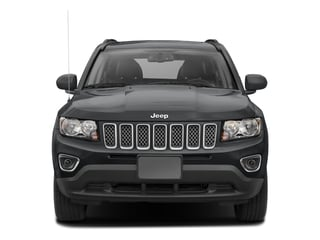 2017 Jeep Compass Pictures Compass Utility 4D Sport 4WD photos front view