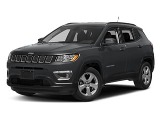 2017 Jeep Compass Pictures Compass Latitude FWD photos side front view