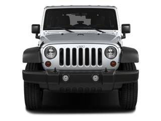 2017 Jeep Wrangler Unlimited Pictures Wrangler Unlimited Utility 4D Unlimited Sport 4WD V6 photos front view