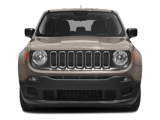 2017 Jeep Renegade Pictures Renegade Sport 4x4 photos front view