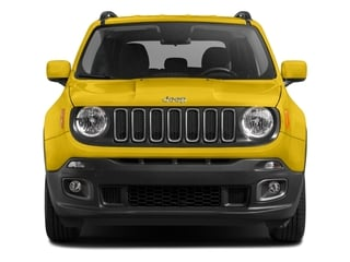 2017 Jeep Renegade Pictures Renegade Utility 4D Altitude 2WD photos front view