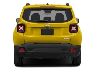 2017 Jeep Renegade Pictures Renegade Altitude 4x4 photos rear view