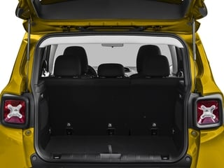 2017 Jeep Renegade Pictures Renegade Altitude 4x4 photos open trunk