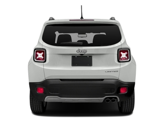 2017 Jeep Renegade Pictures Renegade Utility 4D Limited 2WD photos rear view