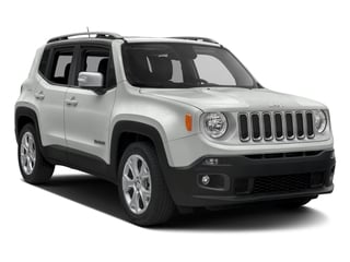 2017 Jeep Renegade Pictures Renegade Utility 4D Limited 2WD photos side front view