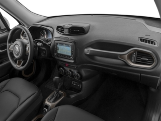 2017 Jeep Renegade Pictures Renegade Utility 4D Limited 2WD photos passenger's dashboard