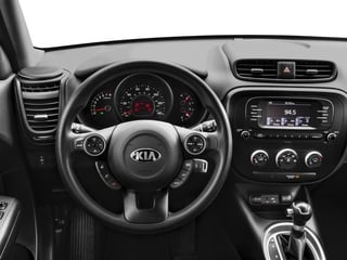 2017 Kia Soul Pictures Soul Wagon 4D I4 photos driver's dashboard