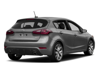 2017 Kia Forte5 Pictures Forte5 SX Manual photos side rear view