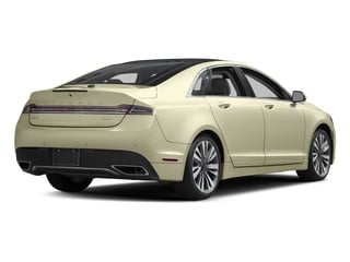 2017 Lincoln MKZ Pictures MKZ Sedan 4D Select AWD I4 photos side rear view