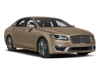 2017 Lincoln MKZ Pictures MKZ Sedan 4D Select I4 Hybrid photos side front view
