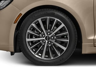 2017 Lincoln MKZ Pictures MKZ Sedan 4D Select I4 Hybrid photos wheel
