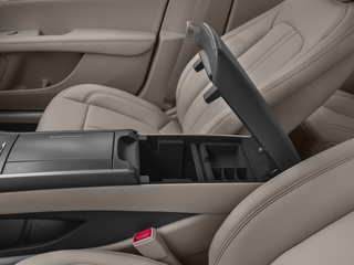 2017 Lincoln MKZ Pictures MKZ Sedan 4D Select I4 Hybrid photos center storage console
