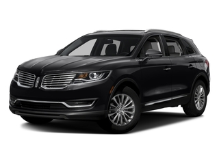 2017 Lincoln MKX Pictures MKX Util 4D Reserve EcoBoost 2WD V6 photos side front view