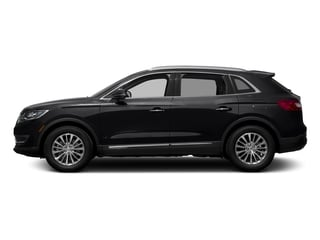 2017 Lincoln MKX Pictures MKX Util 4D Reserve EcoBoost 2WD V6 photos side view