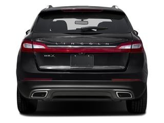 2017 Lincoln MKX Pictures MKX Util 4D Premiere EcoBoost AWD V6 photos rear view