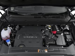 2017 Lincoln MKX Pictures MKX Util 4D Premiere EcoBoost AWD V6 photos engine