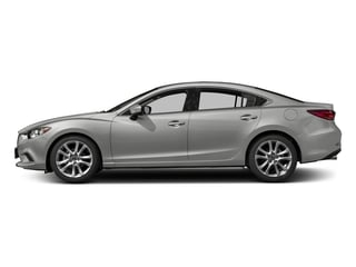 2017 Mazda Mazda6 Pictures Mazda6 Sedan 4D Touring I4 photos side view