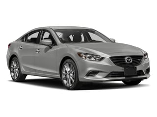 2017 Mazda Mazda6 Pictures Mazda6 Sedan 4D Touring I4 photos side front view