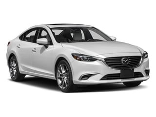 2017 Mazda Mazda6 Pictures Mazda6 Sedan 4D GT Premium I4 photos side front view