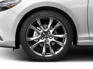 2017 Mazda Mazda6 Pictures Mazda6 Sedan 4D GT Premium I4 photos wheel