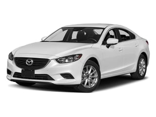 2017 Mazda Mazda6 Pictures Mazda6 Sedan 4D Sport I4 photos side front view