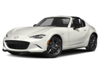 2017 Mazda MX-5 Miata RF Pictures MX-5 Miata RF Conv Launch Retractable Fastback I4 photos side front view