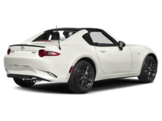 2017 Mazda MX-5 Miata RF Pictures MX-5 Miata RF Conv Launch Retractable Fastback I4 photos side rear view