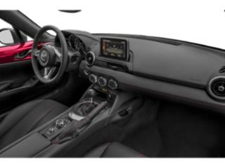 2017 Mazda MX-5 Miata RF Pictures MX-5 Miata RF Conv Launch Retractable Fastback I4 photos passenger's dashboard