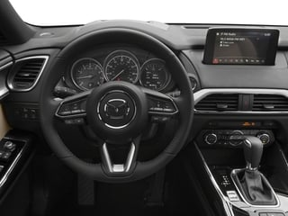 2017 Mazda CX-9 Pictures CX-9 Grand Touring AWD photos driver's dashboard