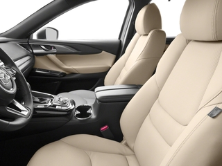 2017 Mazda CX-9 Pictures CX-9 Grand Touring AWD photos front seat interior