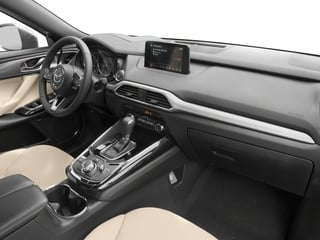 2017 Mazda CX-9 Pictures CX-9 Grand Touring AWD photos passenger's dashboard