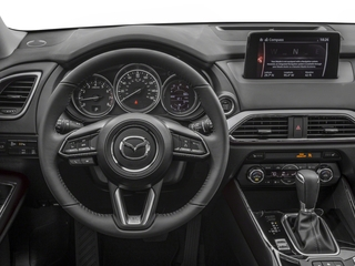 2017 Mazda CX-9 Pictures CX-9 Utility 4D Touring 2WD I4 photos driver's dashboard