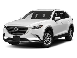 2017 Mazda CX-9 Pictures CX-9 Touring AWD photos side front view