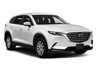 2017 Mazda CX-9 Pictures CX-9 Utility 4D Touring AWD I4 photos side front view